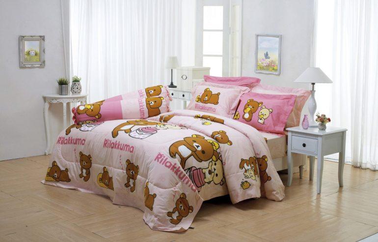 """ชวนตกแต่งห้องนอนสดใสสไตล์ชวนฝัน ไปกับชุดเครื่องนอนเจสสิก้า คอลเลกชั่นใหม่ """"ริลัคคุมะ"""" 13 -"""