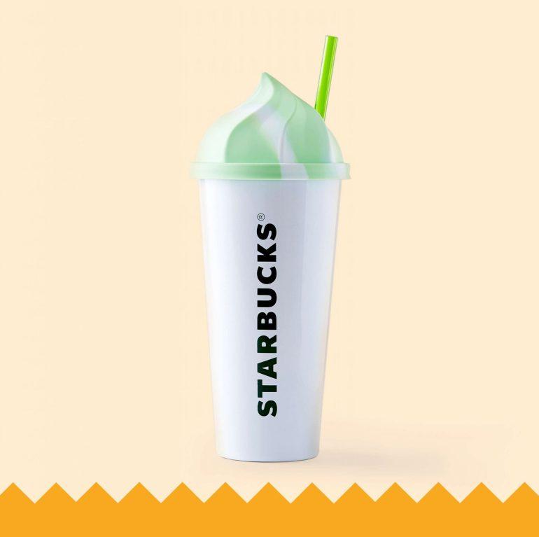 """แก้ว Starbucks ใหม่! """"ข้าวเหนียวมะม่วง"""" ลิมิเต็ดคอลเลคชั่นเฉพาะที่ไทย พร้อมเมนูข้าวเหนียวมะม่วงปั่น 16 - Starbucks (สตาร์บัคส์)"""