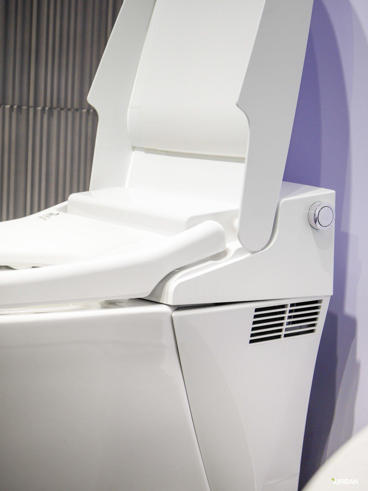 ปฏิวัติวงการเซรามิค 100 ปี ยังดูดีเหมือนใหม่ ชมนวัตกรรมสุขภัณฑ์ใหม่ในงานสถาปนิก '61 49 - American Standard
