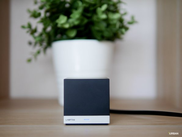 "%name Lamptan Smart Cube เปลี่ยนทุกอุปกรณ์ในบ้านที่ใช้ ""รีโมท"" ให้คุมผ่าน Mobile App และทำงานอัตโนมัติ"