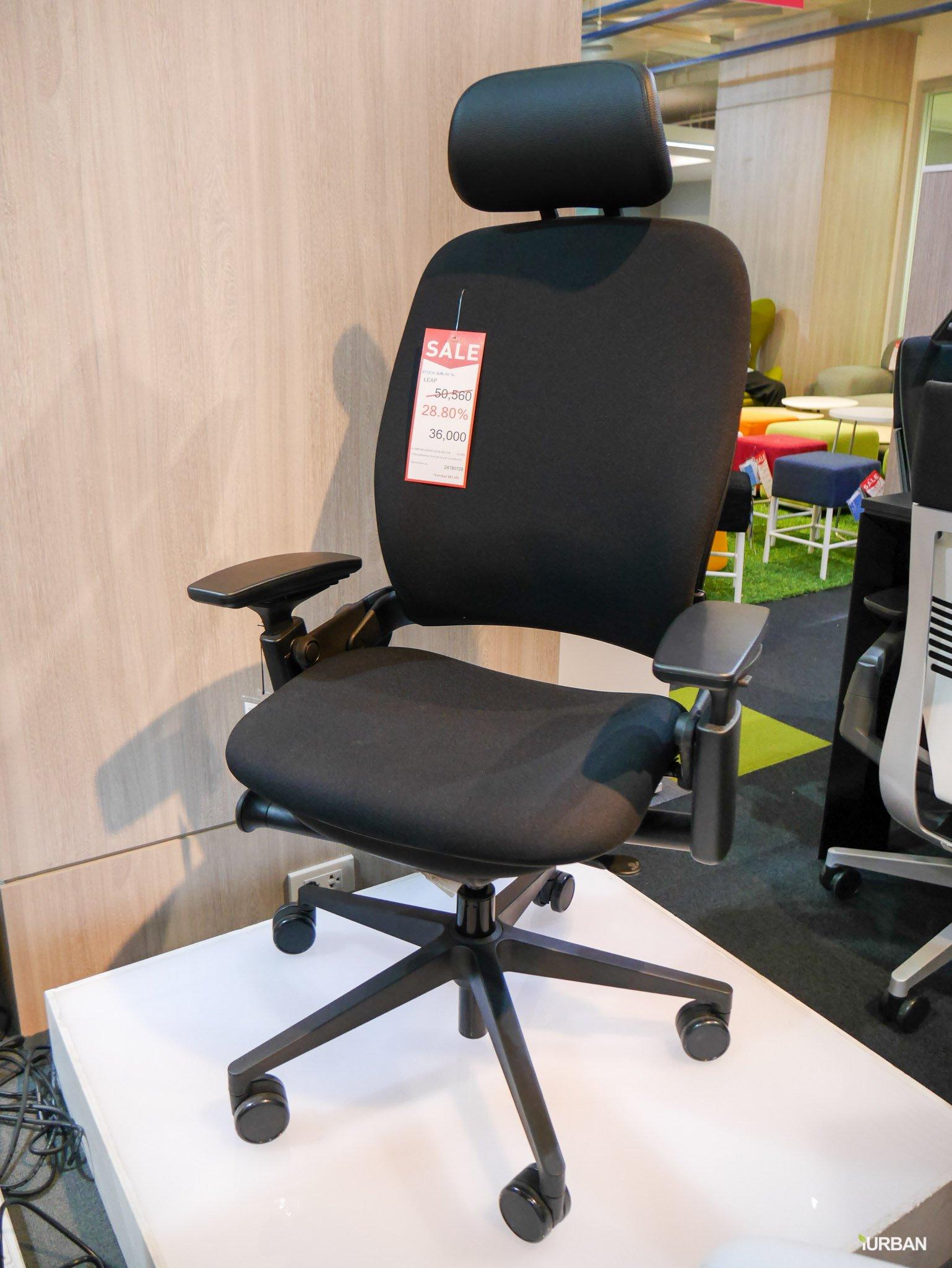 MODERNFORM THE ANNUAL SALE 2018 ลดทุกชิ้นสูงสุด 70% (10 วันเท่านั้น!) เก้าอี้ทำงานสวยเพื่อสุขภาพเพียบ!! 18 - Modernform (โมเดอร์นฟอร์ม)
