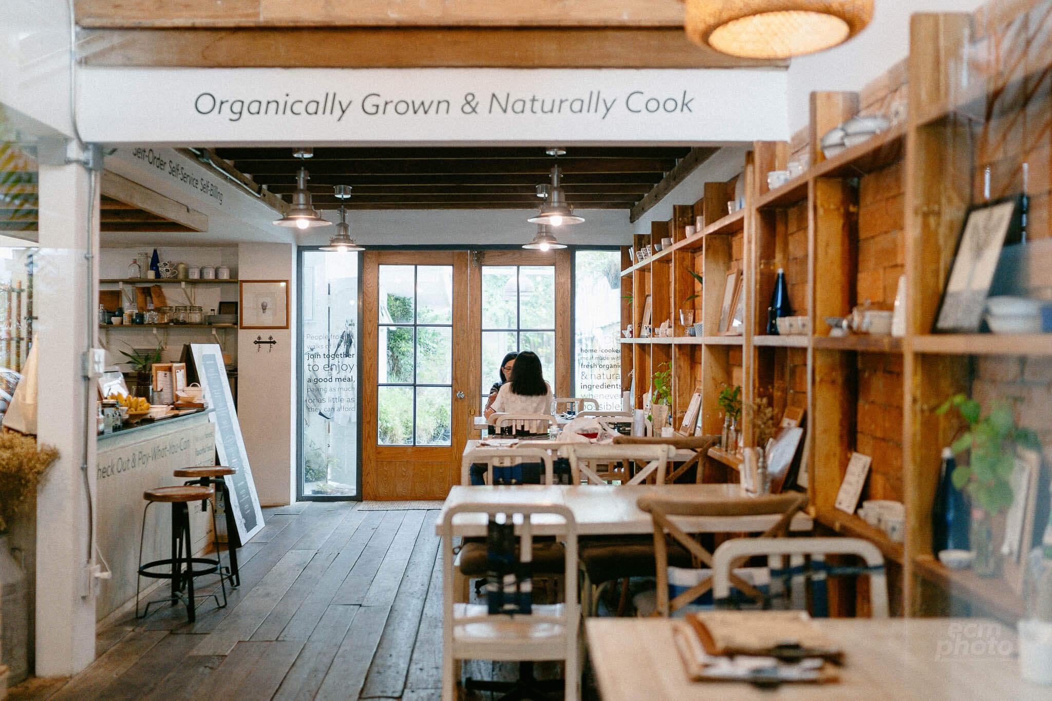 TAAN (ทาน) ORGANIC CAFE คุณทานอิ่มแค่ไหนก็จ่ายตามต้องการ 26 - cafe