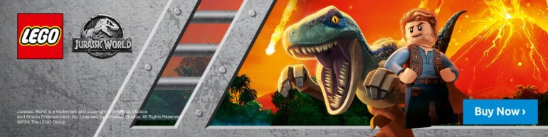 """LEGO"" ชวนเปิดมิติใหม่แห่งการผจญภัยกับไดโนเสาร์ ""Jurassic World บนเกาะ Islar Nubar"" 13 -"