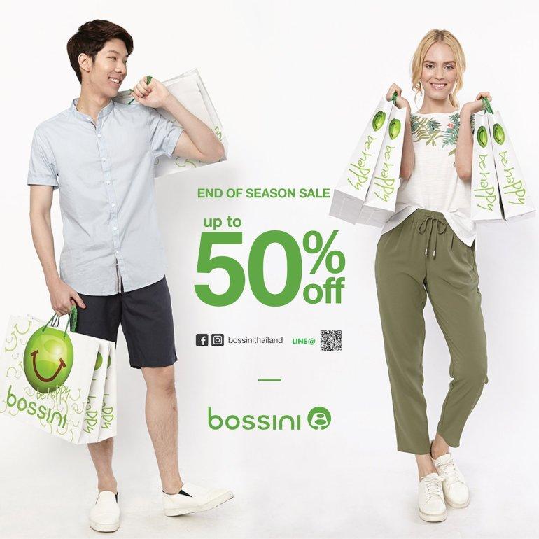 BOSSINI END OF SEASON SALE 13 -