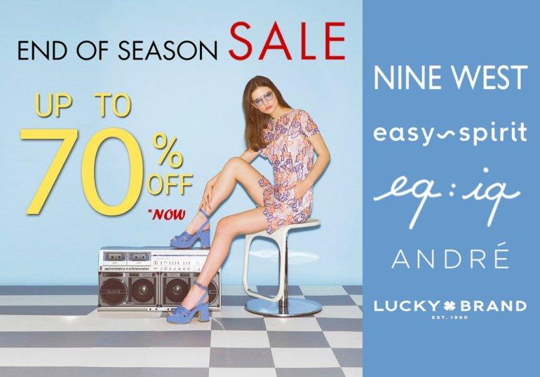 GRI Fashion End of Season Sale - มอบส่วนลดสูงสุด 70% 13 -