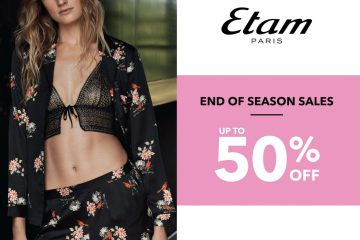 ETAM END OF SEASON SALE 6 -