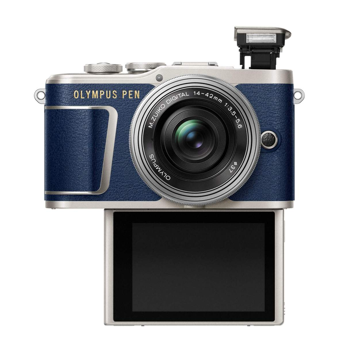Olympus Pen E-PL9 สีน้ำเงิน Denim เฉพาะที่ BIG CAMERA เท่านั้น 14 - camera