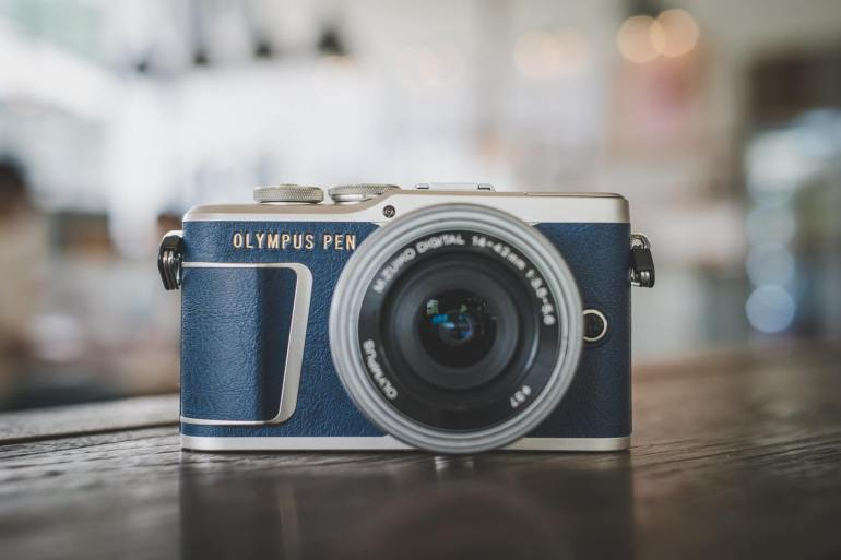 Olympus Pen E-PL9 สีน้ำเงิน Denim เฉพาะที่ BIG CAMERA เท่านั้น 13 - camera
