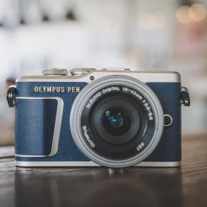 Olympus Pen E-PL9 สีน้ำเงิน Denim เฉพาะที่ BIG CAMERA เท่านั้น 18 - camera