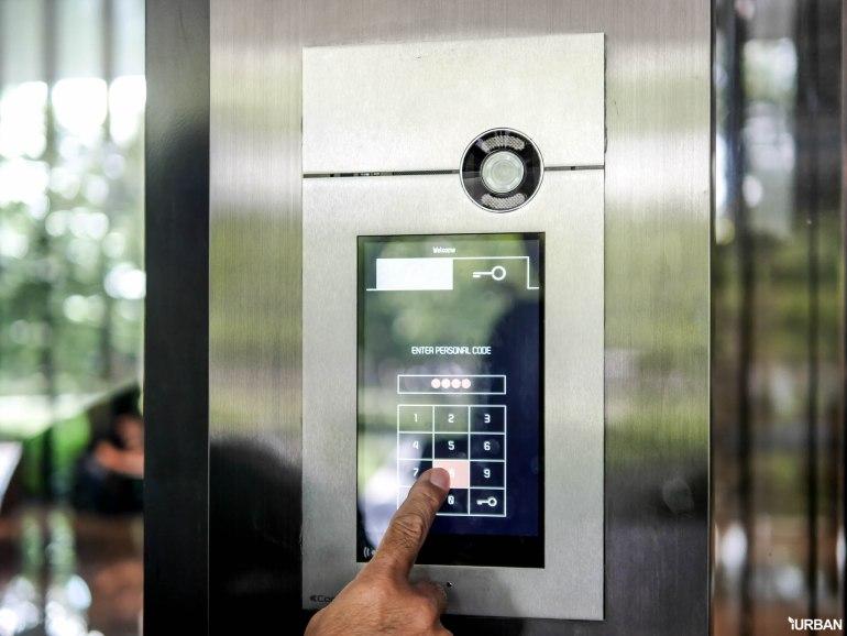 แสนสิริคอนโดยกระดับความปลอดภัยจัดการข้อมูล คนเข้า-ออก ด้วยเทคโนโลยี VMS 17 - Premium