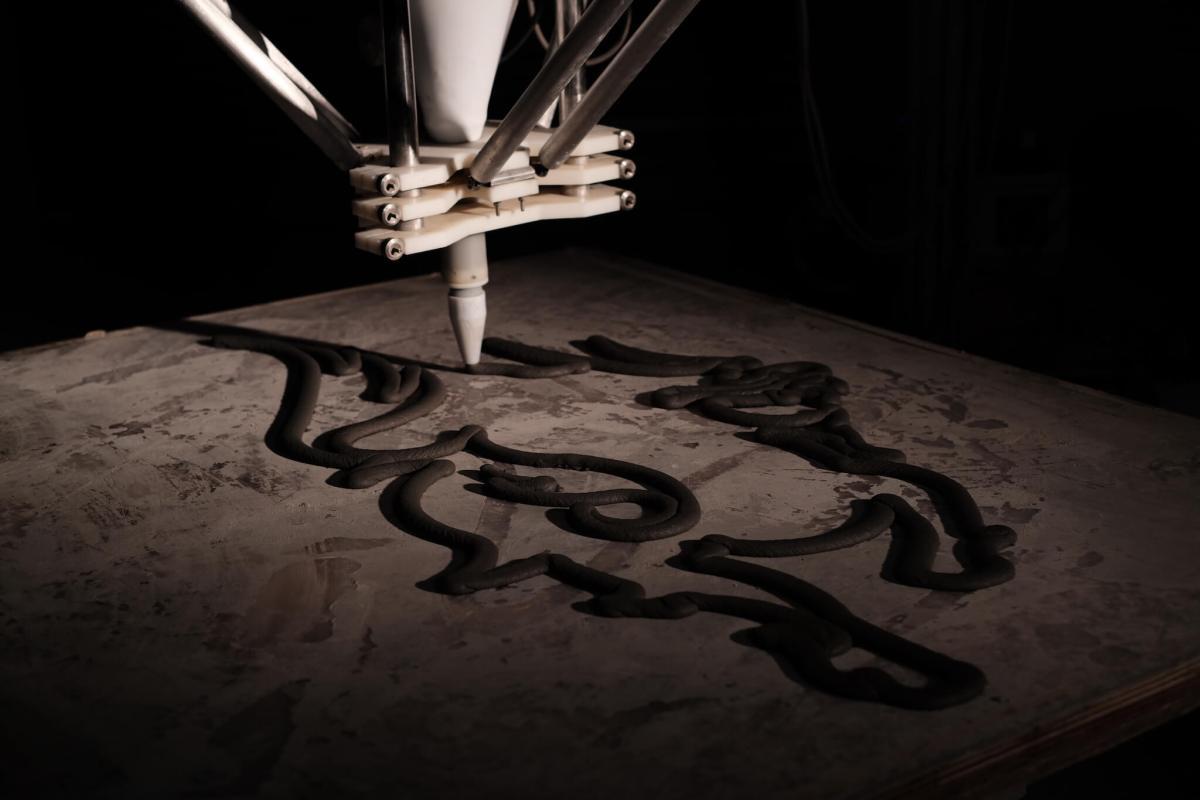 เอสซีจี เมืองทอง ยูไนเต็ด สร้างแลนด์มาร์คโลโก้กิเลนผยองด้วยเทคโนโลยี 3D Cement Printing ของ เอสซีจี 16 - 3D Printing