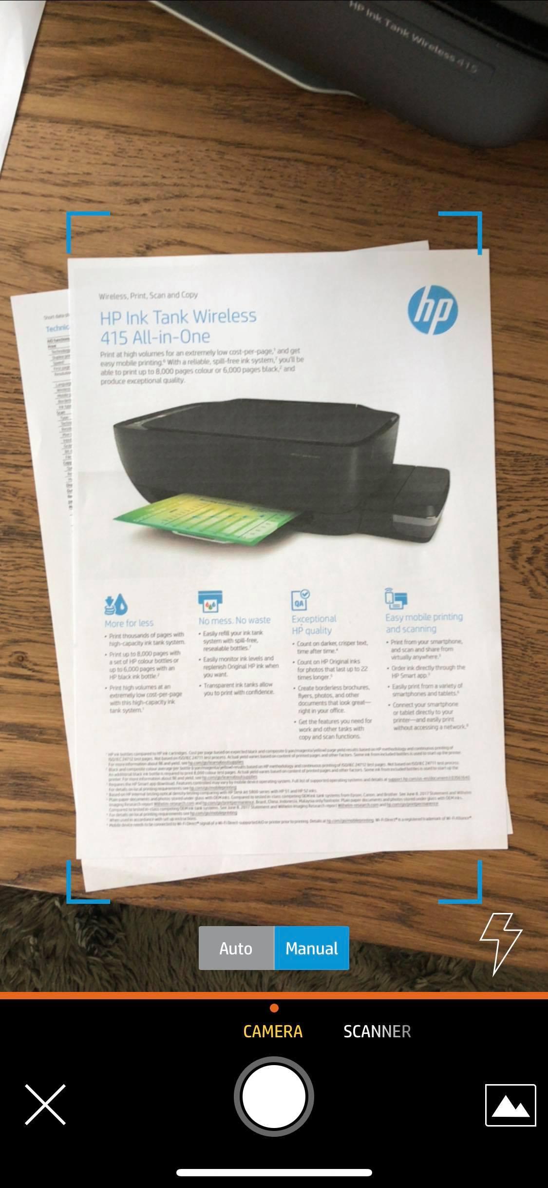 HP Ink Tank Wireless 415 ปริ้นเตอร์แทงค์โรงงาน งบ 5,000 บาท ไร้สายและฟีเจอร์ครบครัน 37 - HP (เอชพี)