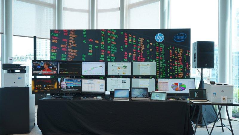 HP Elite10 เอชพี เปิดตัวนวัตกรรมทุกกลุ่มธุรกิจ ชูโซลูชั่นเสริมแกร่ง SMBs