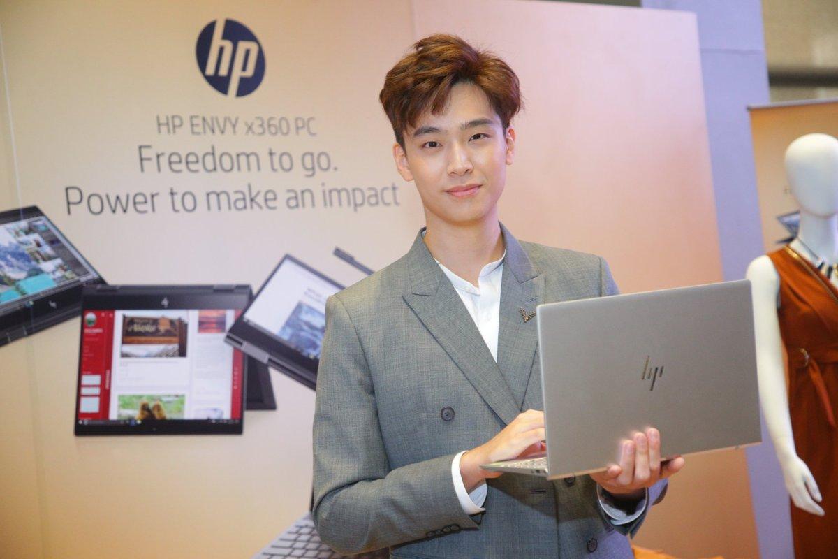 เอชพี ส่งมอบสุดยอดนวัตกรรม รุกตลาดกลุ่มผลิตภัณฑ์ระดับพรีเมี่ยม เปิดตัวโน้ตบุ๊ค เดสก์ทอป โฉมใหม่ 16 - HP (เอชพี)