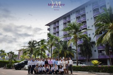 Mercure Pattaya Hotel 13th Years Anniversary 6 -