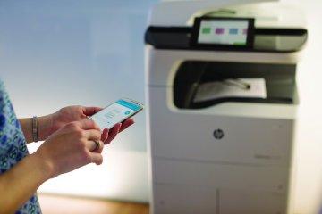 HP ย้ำภาพผู้นำนวัตกรรมการพิมพ์  ส่งเทคโนโลยี PageWide ตอบทุกโจทย์ลูกค้าองค์กร 8 - HP (เอชพี)
