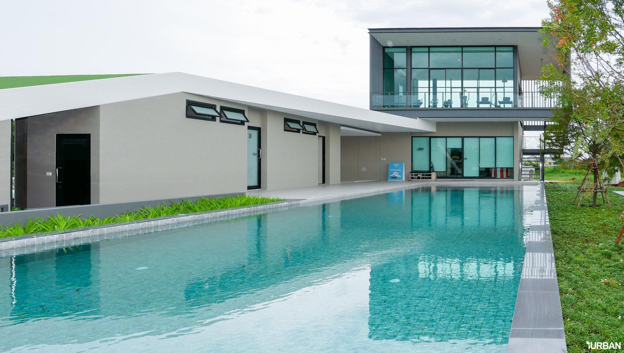 AIRI แอริ พระราม 2 บ้านเดี่ยว 4 ห้องนอน ออกแบบโปร่งสบายด้วยแนวคิดผสานการใช้ชีวิตกับธรรมชาติ 91 - Ananda Development (อนันดา ดีเวลลอปเม้นท์)