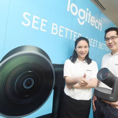 'โลจิเทค'เปิดตัว'Logitech Rally'กล้องวิดีโอคอนเฟอเรนซ์4Kระดับพรีเมี่ยม พลิกโฉมเทคโนโลยีสุดล้ำ ครั้งแรกในเมืองไทย ยกระดับมาตรฐานโซลูชั่นใหม่ ตอบโจทย์องค์กรธุรกิจทุกประเภทในราคาจับต้องได้ 16 -