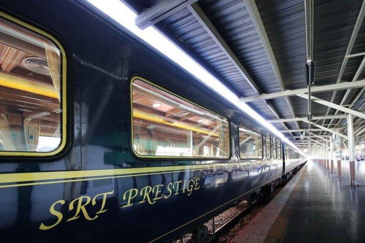 """ธรรมดาซะที่ไหน รถไฟไทยระดับเฟิร์สคลาส """"SRT Prestige"""" 13 - train"""