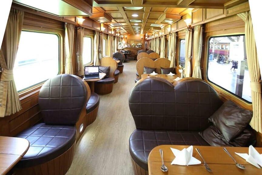 """ธรรมดาซะที่ไหน รถไฟไทยระดับเฟิร์สคลาส """"SRT Prestige"""" 15 - train"""