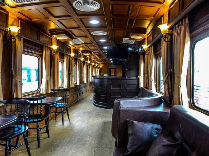 """ธรรมดาซะที่ไหน รถไฟไทยระดับเฟิร์สคลาส """"SRT Prestige"""" 18 - train"""