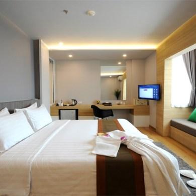 TK Palace Hotel & Convention สะดวกสบายใกล้เมืองทอง 15 -