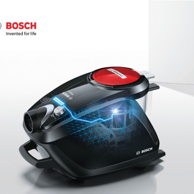 BSH พาไปรู้จักเทคโนโลยีเครื่องดูดฝุ่น Bosch 14 -