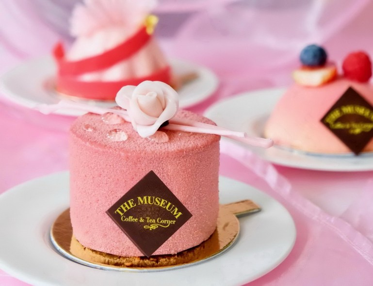 อบอวลความหอมหวาน ใน เทศกาลขนมหวานสีชมพู จาก เดอะมิวเซี่ยม ณ โรงแรมเซ็นทาราแกรนด์ หัวหิน 13 -