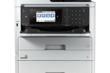 Epson WF-C5000 อิงค์เจ็ทพรินเตอร์ซีรี่ส์ใหม่เพื่อเอสเอ็มอี คุณภาพเทียบเท่าเลเซอร์ ด้วยต้นทุนที่ประหยัดกว่า 6 -