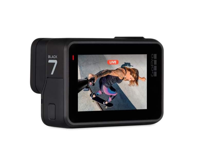 เปิดตัว GoPro HERO7 Black หมดยุควิดีโอภาพสั่น ถ่าย Live ได้ แถมมีสีใหม่อีก! 13 - camera