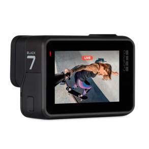เปิดตัว GoPro HERO7 Black หมดยุควิดีโอภาพสั่น ถ่าย Live ได้ แถมมีสีใหม่อีก! 22 - camera