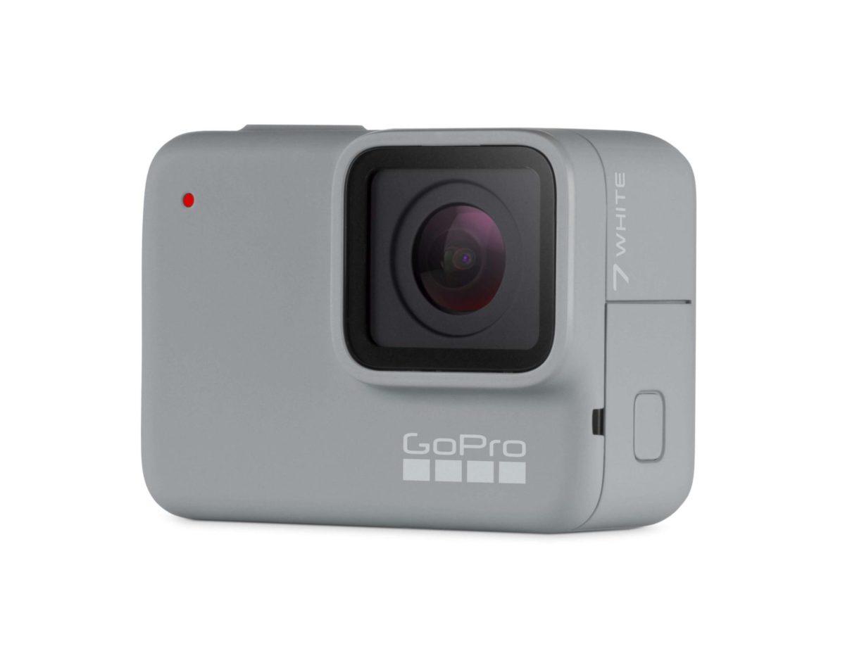 เปิดตัว GoPro HERO7 Black หมดยุควิดีโอภาพสั่น ถ่าย Live ได้ แถมมีสีใหม่อีก! 5 - camera