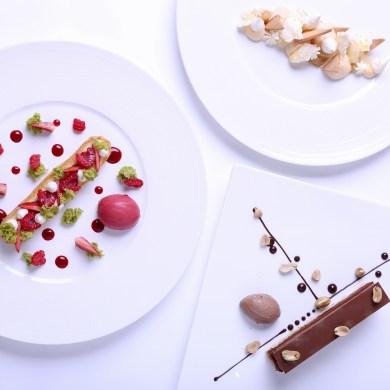 แค่คิดก็ฟิน ขนมหวานสไตล์ฝรั่งเศส แบบฉบับเชฟอเล็กซ์ รัฟฟีโนนี่ ณ ห้องอาหารเรดสกาย 15 -
