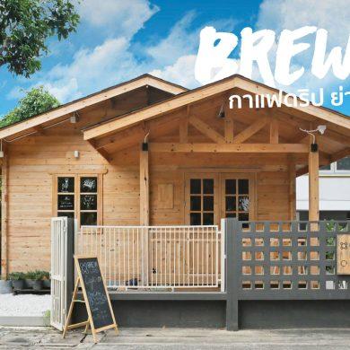BrewLab กาแฟดริปร้านเล็กๆ แต่คุณภาพใหญ่ๆ ย่านพระราม ๙ 14 - cafe