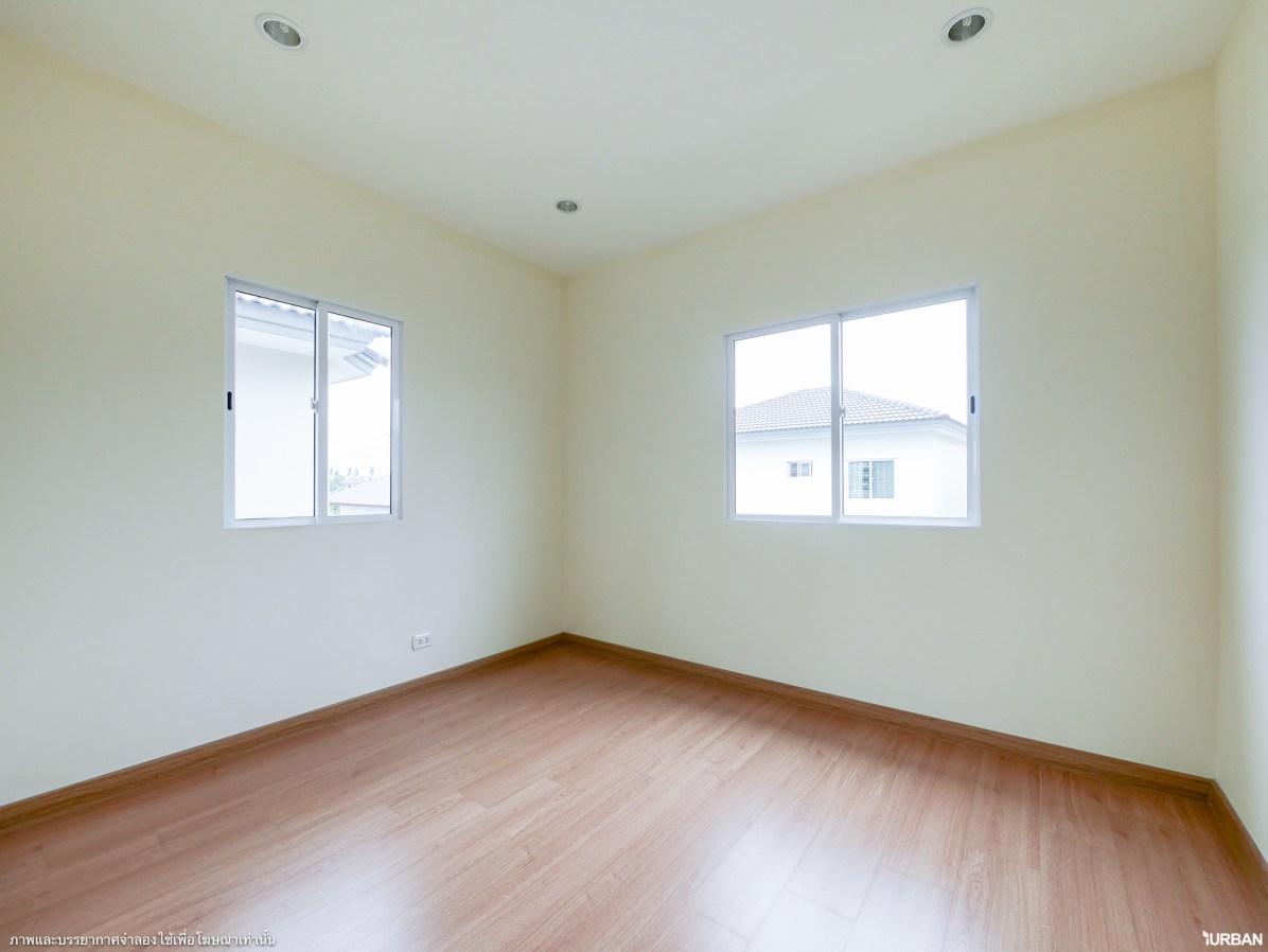 ห้องนอนเล็ก 2 หน้าต่างรอบห้อง