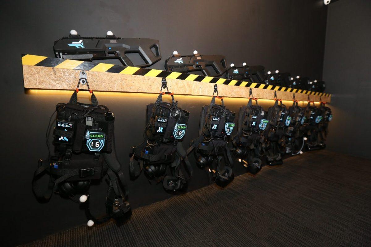 ZERO LATENCY สนามแข่งขัน Virtual Reality แบบไร้สายขนาดยักษ์มาเปิดให้บริการครั้งแรกในประเทศไทย ณ ใจกลางเมืองกรุงเทพฯ 15 - ZERO LATENCY