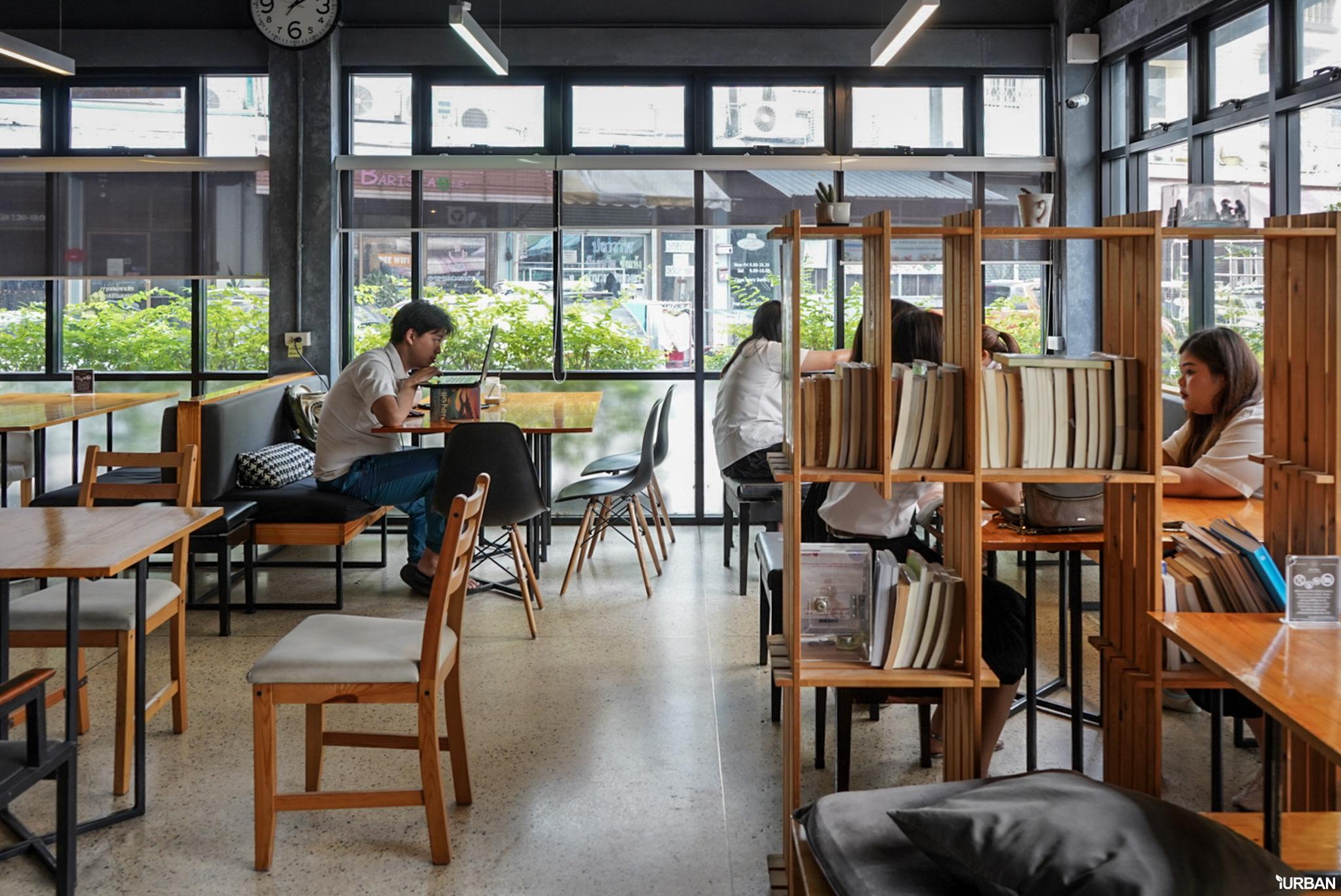 14 ร้านกาแฟ ม.เกษตร คาเฟ่สไตล์นักศึกษาและคนทำงาน + สำรวจ Co-Working Space ที่ KENSINGTON KASET CAMPUS (เคนซิงตัน เกษตร แคมปัส) 56 - cafe
