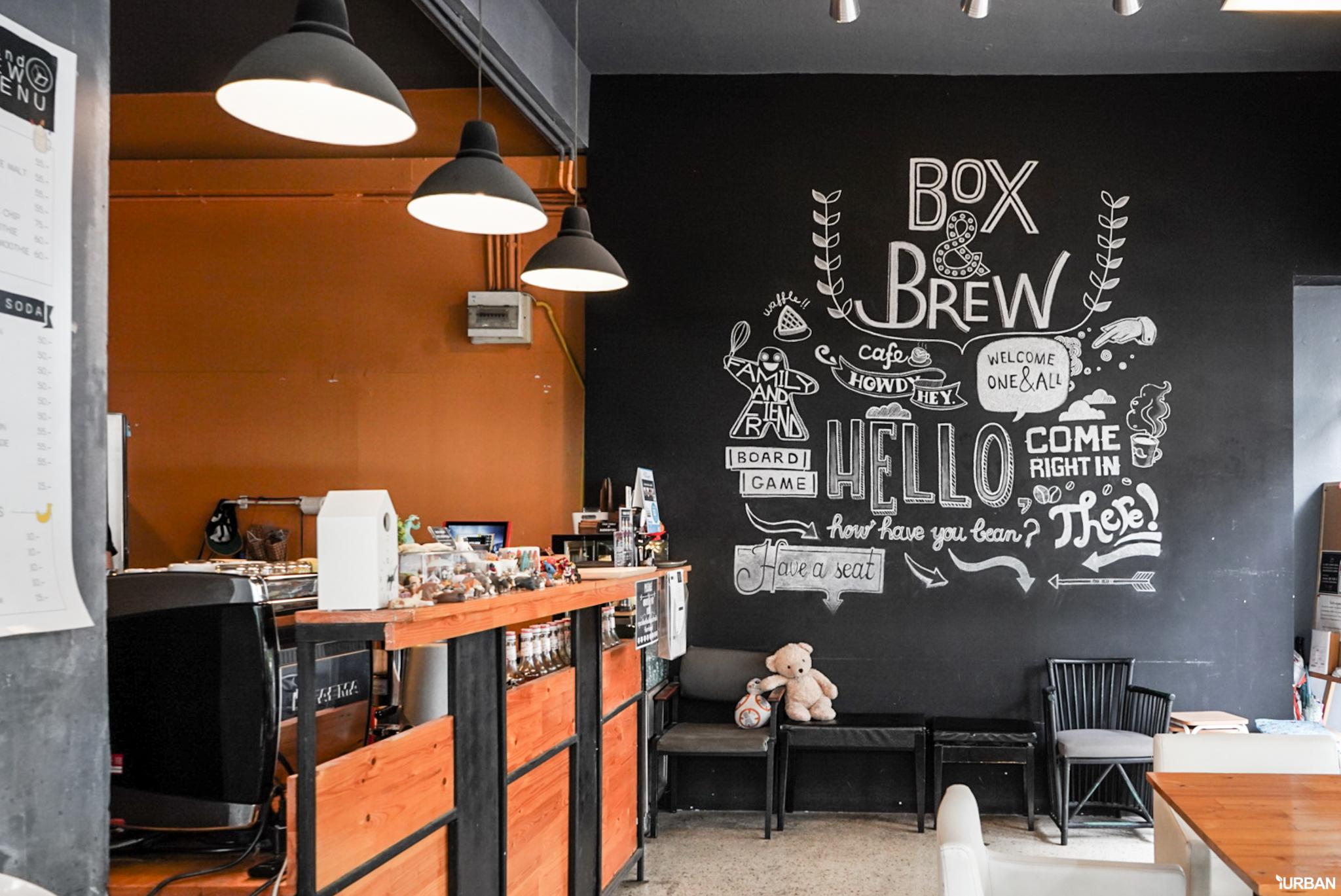14 ร้านกาแฟ ม.เกษตร คาเฟ่สไตล์นักศึกษาและคนทำงาน + สำรวจ Co-Working Space ที่ KENSINGTON KASET CAMPUS (เคนซิงตัน เกษตร แคมปัส) 54 - cafe
