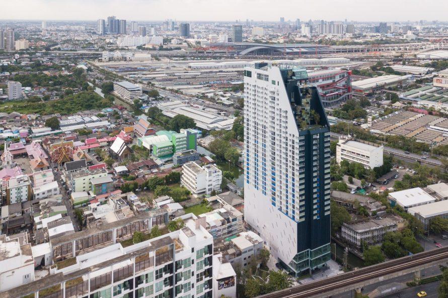 เปิดโครงการใหม่ไอดีโอ พหลโยธิน - จตุจักร คอนโดพร้อมอยู่ High-Rise สูง 35 ชั้น 27 - Ananda Development (อนันดา ดีเวลลอปเม้นท์)