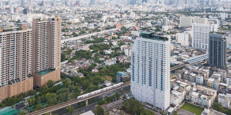 เปิดโครงการใหม่ไอดีโอ พหลโยธิน - จตุจักร คอนโดพร้อมอยู่ High-Rise สูง 35 ชั้น 13 - Ananda Development (อนันดา ดีเวลลอปเม้นท์)