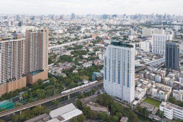 เปิดโครงการใหม่ไอดีโอ พหลโยธิน - จตุจักร คอนโดพร้อมอยู่ High-Rise สูง 35 ชั้น 19 - Ananda Development (อนันดา ดีเวลลอปเม้นท์)