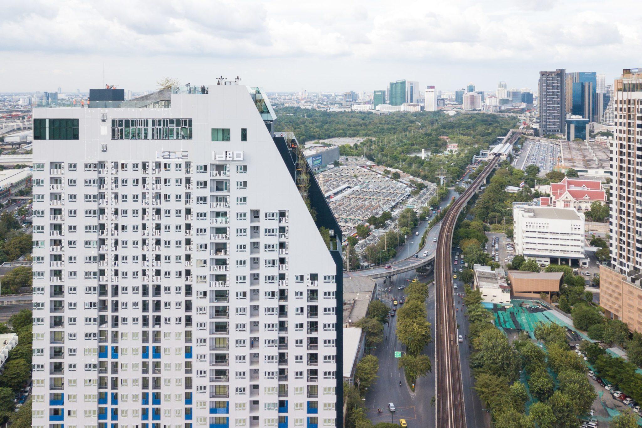 เปิดโครงการใหม่ไอดีโอ พหลโยธิน - จตุจักร คอนโดพร้อมอยู่ High-Rise สูง 35 ชั้น 16 - Ananda Development (อนันดา ดีเวลลอปเม้นท์)