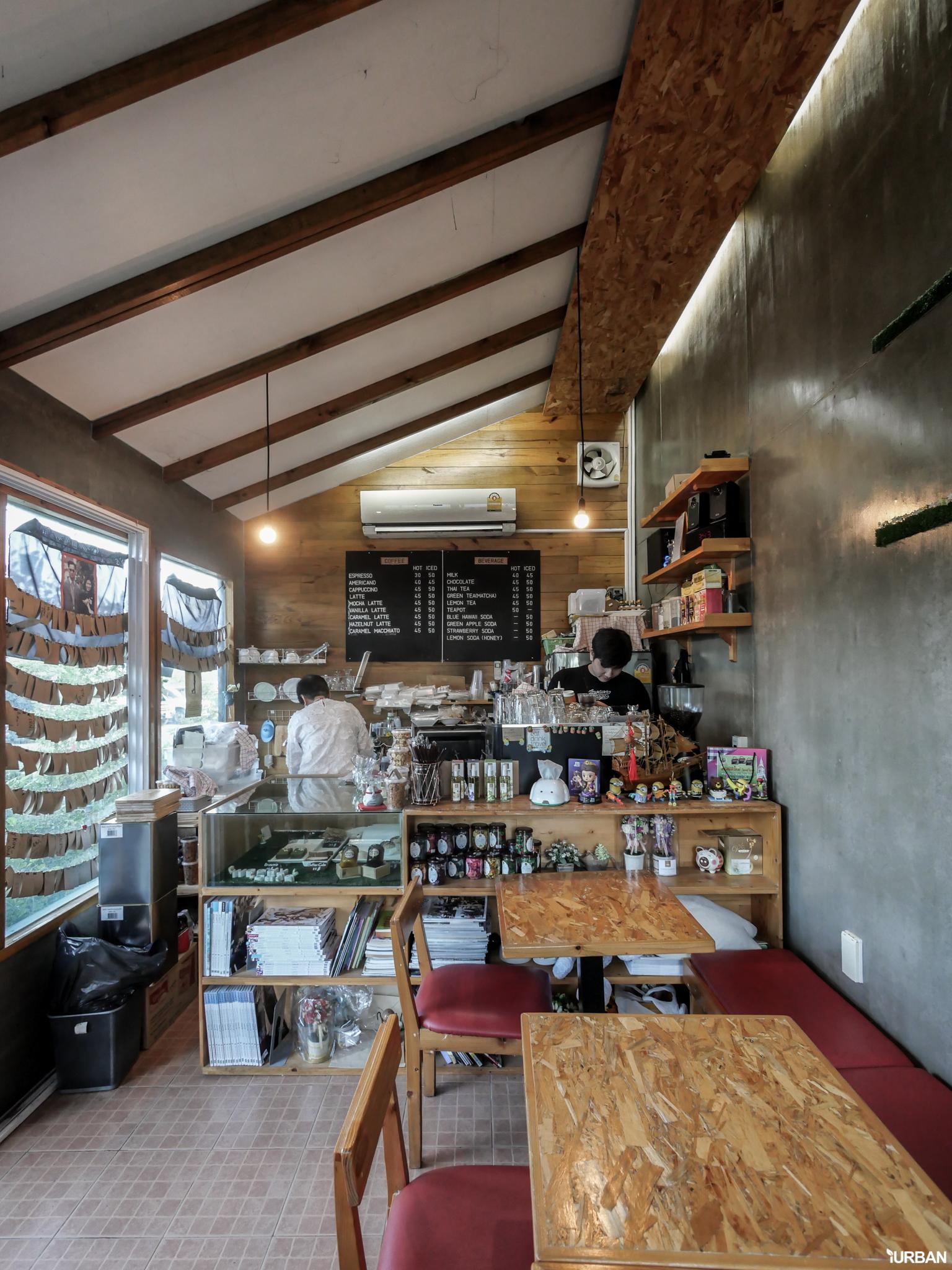14 ร้านกาแฟ ม.เกษตร คาเฟ่สไตล์นักศึกษาและคนทำงาน + สำรวจ Co-Working Space ที่ KENSINGTON KASET CAMPUS (เคนซิงตัน เกษตร แคมปัส) 84 - cafe