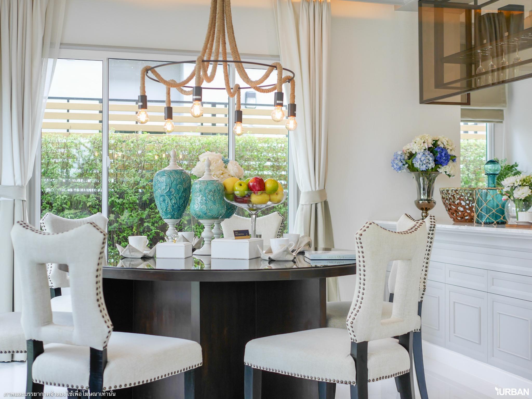 รีวิวบ้าน Passorn Prestige จตุโชติ-วัชรพล บ้านเดี่ยวดีไซน์ Art Nouveau ผสมความ Modern Classic เริ่ม 4.49 ล้าน 81 - house