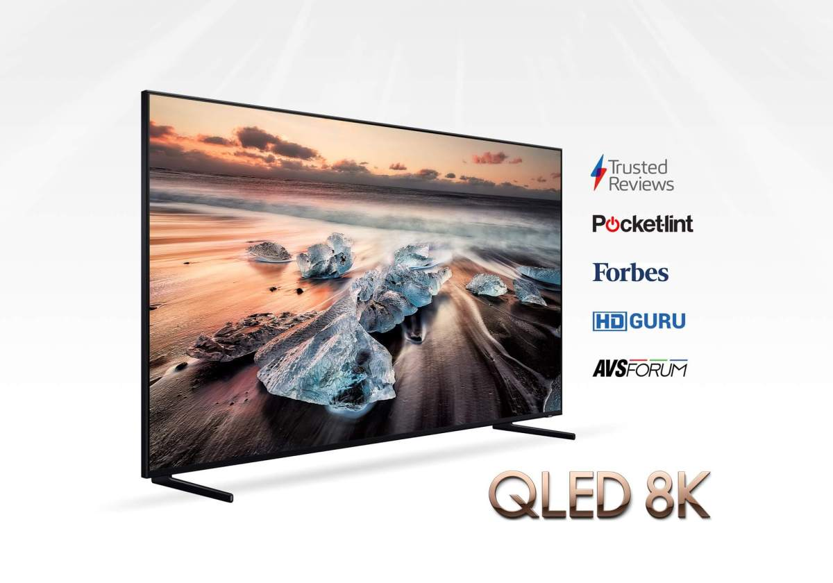 TV 8K มาแล้ว SAMSUNG QLED TV รุ่น Q900R ที่สุดแห่งนวัตกรรมจอภาพ ความคมชัดระดับ 8K 14 -