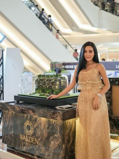 เดินงาน Siam Paragon Luxury Property Showcase 2018 พบที่พักอาศัยระดับมาสเตอร์พีซกว่า 3,900 ยูนิต 2 - Luxury