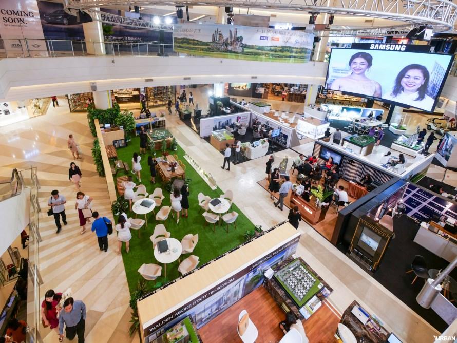 เดินงาน Siam Paragon Luxury Property Showcase 2018 พบที่พักอาศัยระดับมาสเตอร์พีซกว่า 3,900 ยูนิต 14 - Luxury