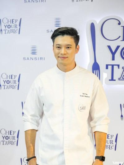 """สร้างช่วงเวลาสุดพิเศษไปกับ """"Sansiri Chef Your Table"""" ที่ให้คุณได้ลิ้มรสอาหารฝีมือเชฟระดับประเทศถึงบ้านคุณ! 47 - Chef"""