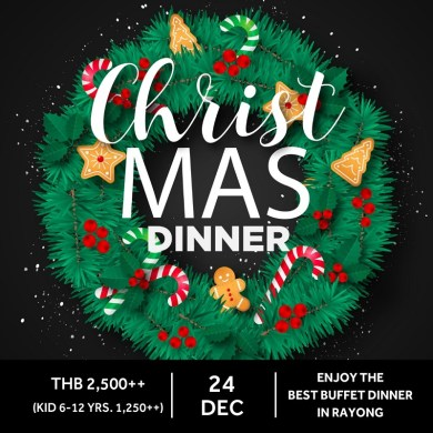Christmas Eve Celebration At Rayong Marriott Resort & Spa 14 -