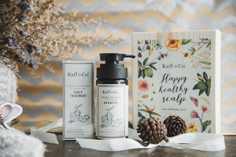 Kaff & Co. จัดทำชุดของขวัญคอลเลคชั่นพิเศษ Kaffir Lime & Friend ส่งต่อความรัก ความห่วงใย และแทนคำขอบคุณ ต้อนรับเทศกาลปีใหม่นี้ 13 -